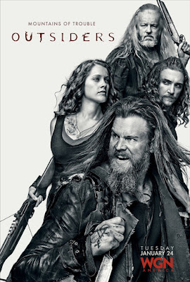 Outsiders Season 2 Poster