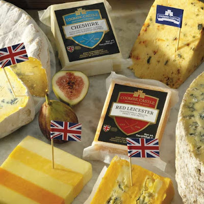 INTERNATIONAL:  The Ultimate Cheese Plate from Food and Wine
