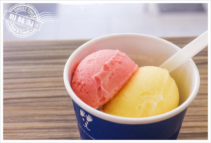 高雄永富冰淇淋
