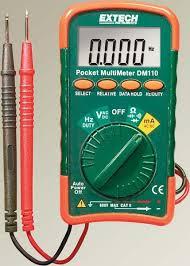 Jual Extech Multimeter Dm110 Manual Harga Murah