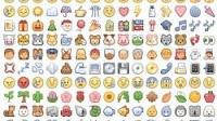 """Tutte le faccine Facebook """"Emoji"""" da scrivere anche in post e commenti"""