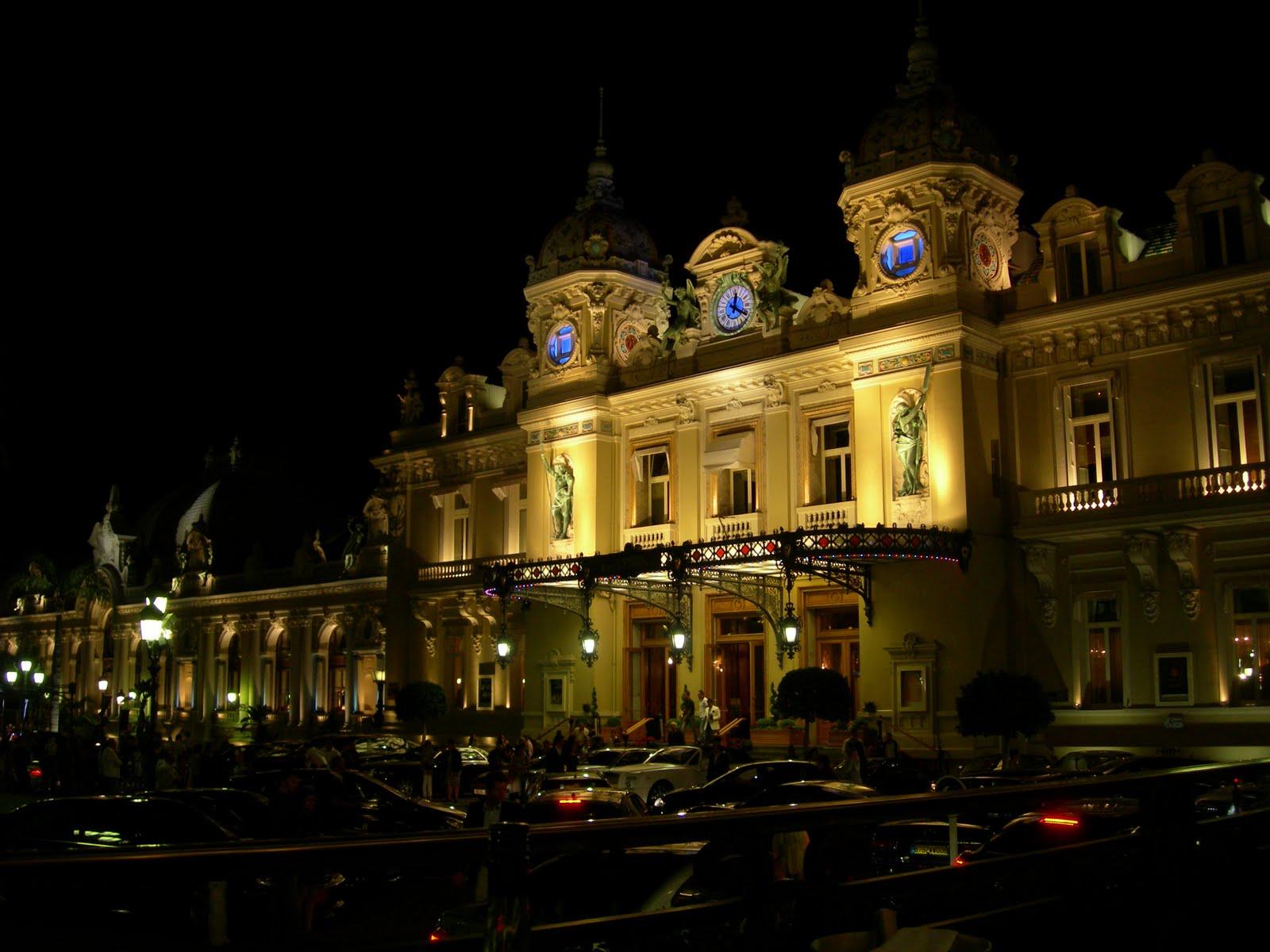 Piazza del casino montecarlo