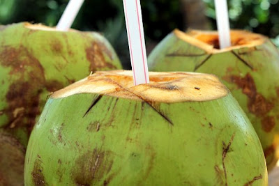 coconut water for acidity relief