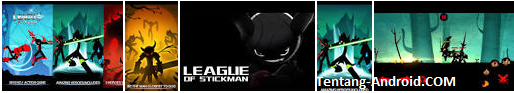 League of Stickman APK MOD For Android