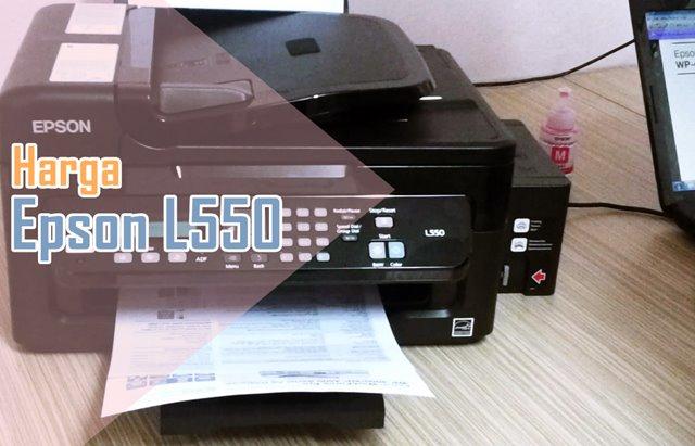 Epson L550 - YTB