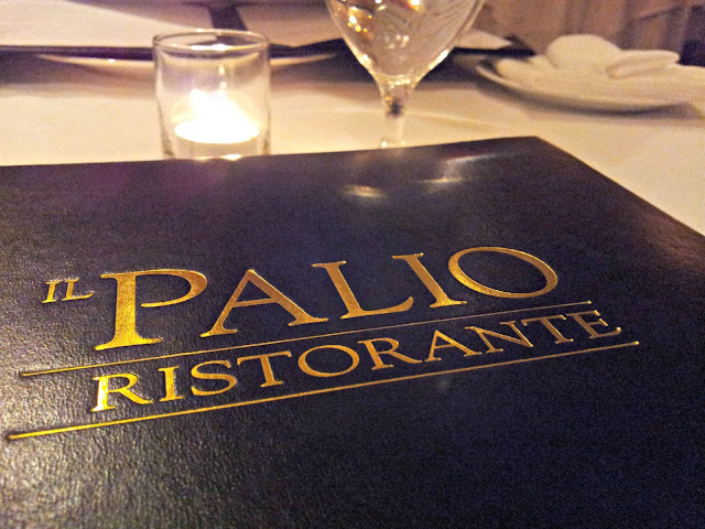Il Palio in  Chapel Hill, NC exudes Italian romance at every bite