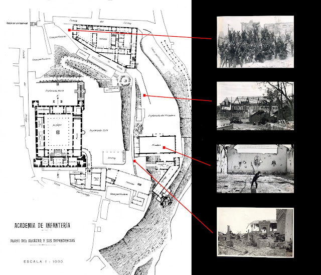 guerra civil toledo asedio alcázar 1936