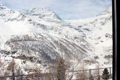 Panorámicas desde el Bernina Express