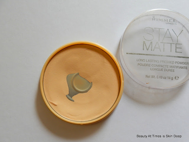 Rimmel Stay Matte Compact