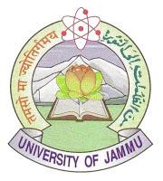 Jammu University Recruitment