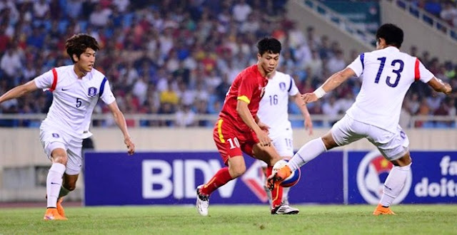 188bongda đưa tin: U23 Việt Nam thua trong tư thế ngẩng cao đầu