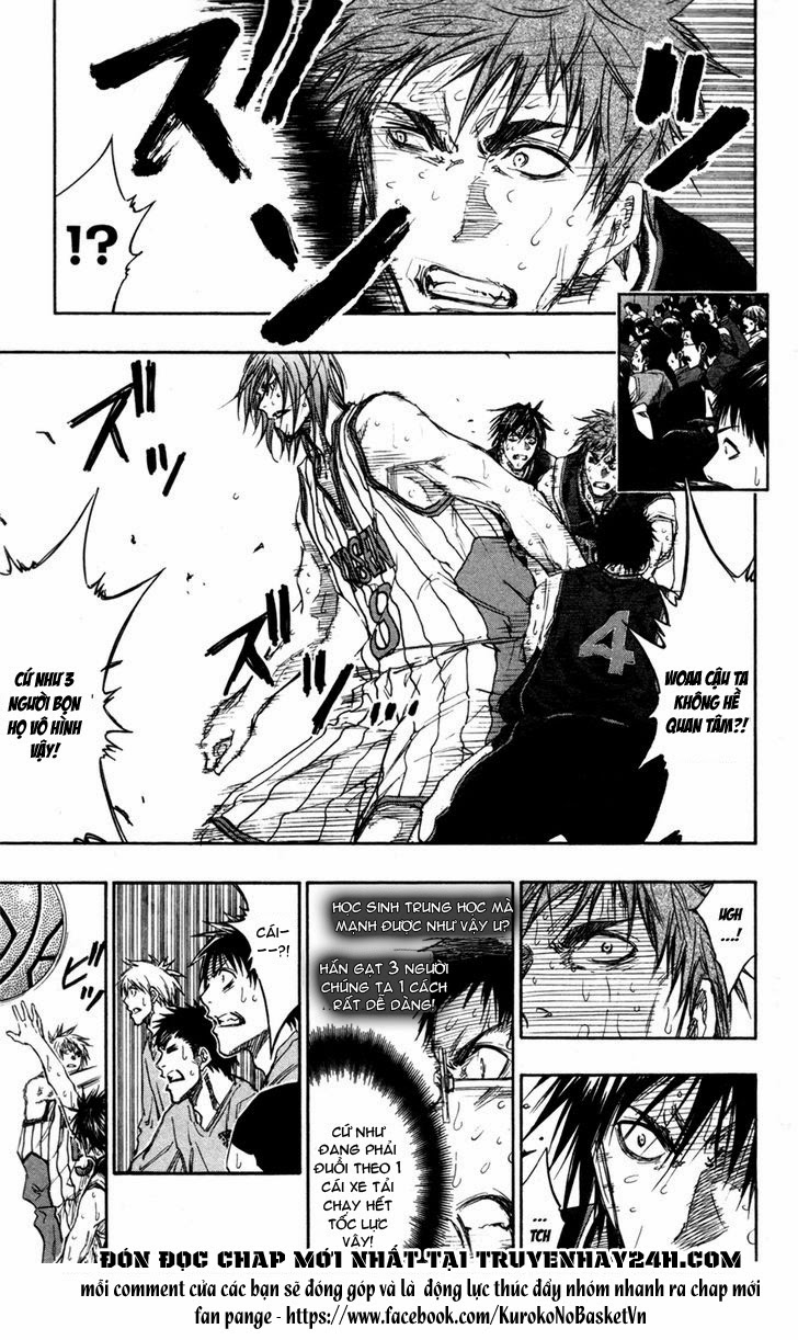 Kuroko No Basket chap 156 trang 5