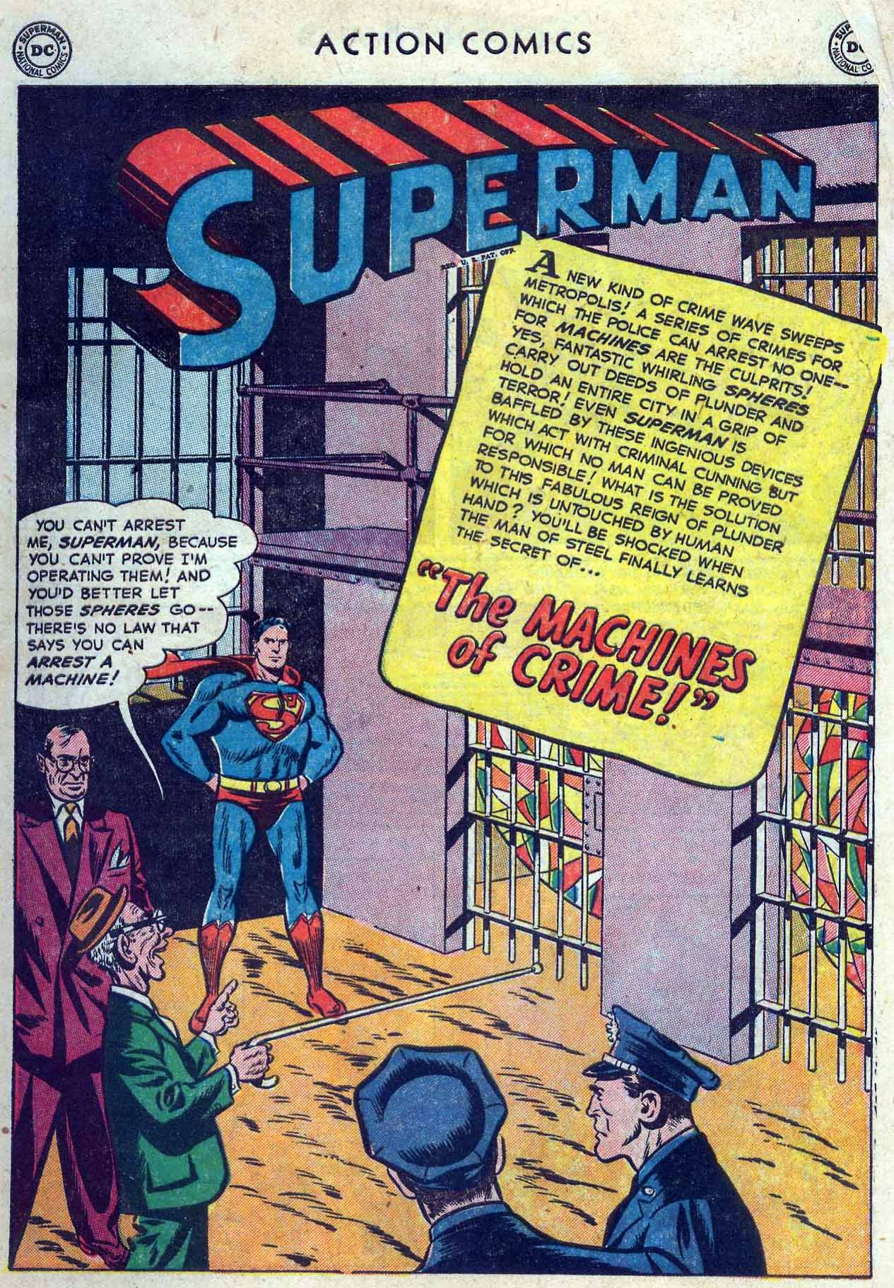 Read online Action Comics (1938) comic -  Issue #167 - 3