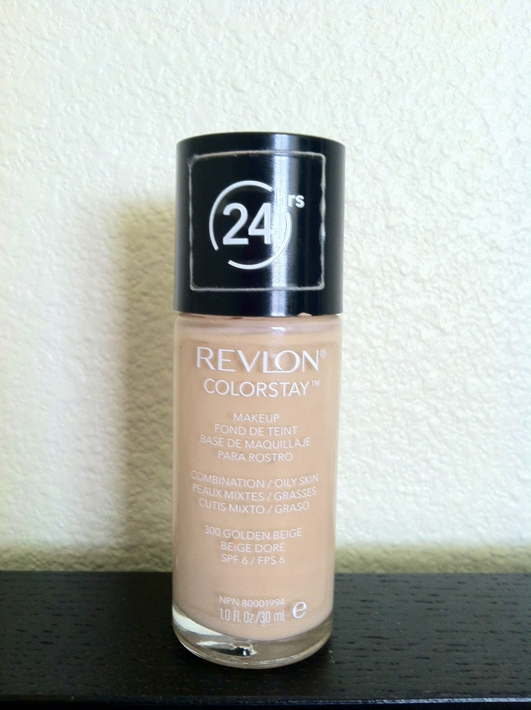A Beauty Blog: REVIEW: Revlon Colorstay 24 Hour Makeup