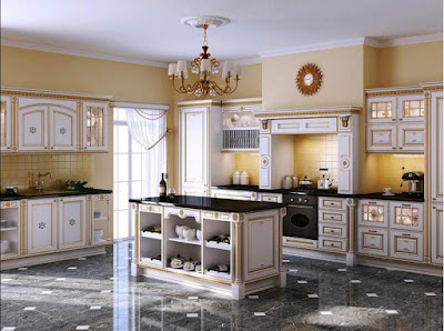 luxury Italian kitchen decor 2019 - Italian style kitchen furniture