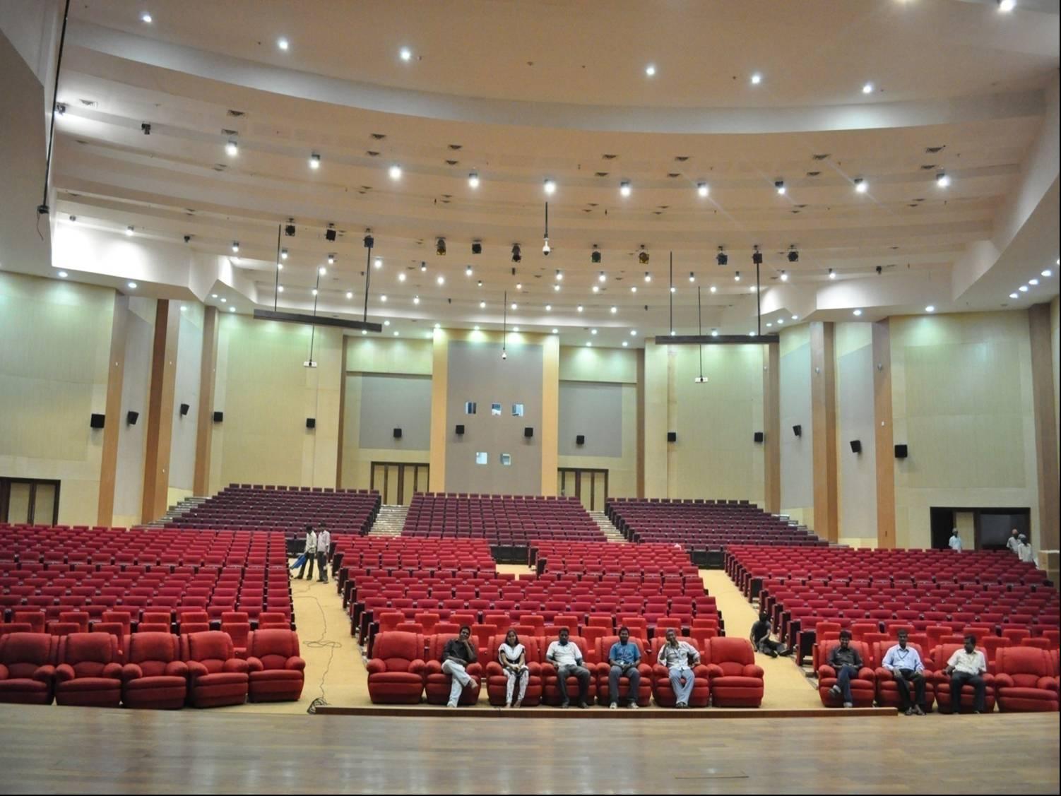 Facilities Anna Centenary Library அண்ணா நூற்றாண்டு நூலகம்
