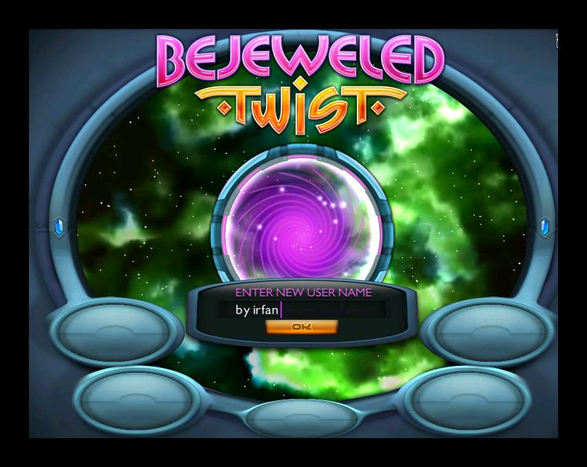 Bejeweled Twist - Katılımsız Oyun