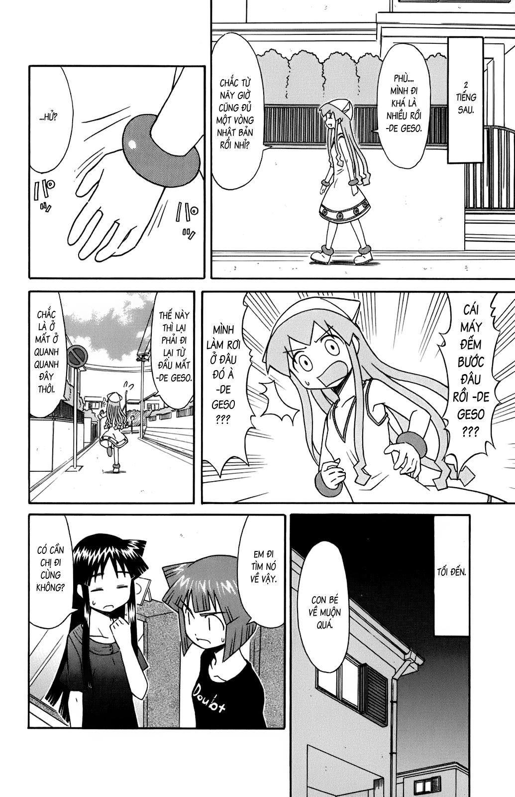 Shinryaku! Ika Musume Chap 110 - Truyen.Chap.VN