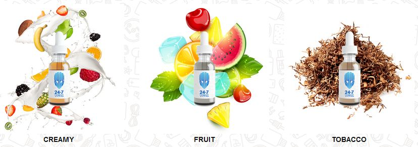 Searching a Vape Store is a Hassle? Enjoy the Flavors of