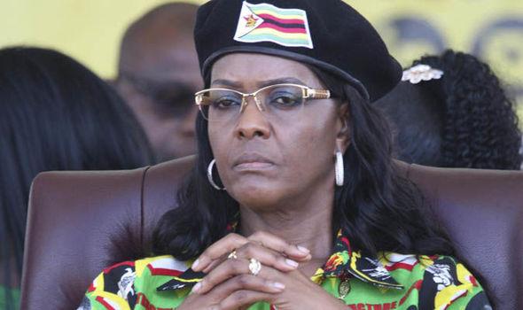 Grace Mugabe Uhenda Akakamatwa na Kushtakiwa