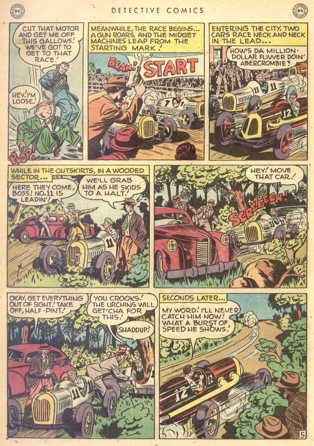 Read online Detective Comics (1937) comic -  Issue #134 - 20