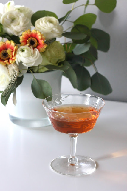Widow's Touch cocktail
