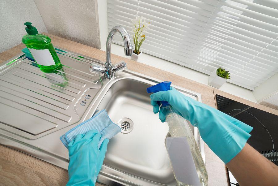 Mengatur saluran air di dapur rumah biar tidak tersumbat (kuisiware.com)