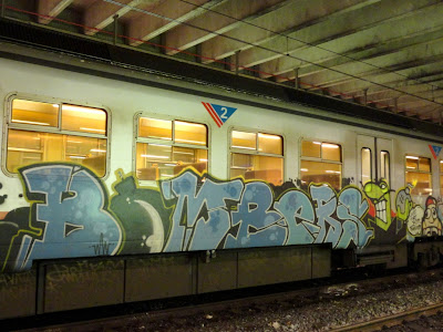 bombers graffiti