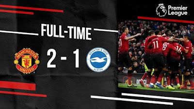 First-half goals from Paul Pogba and Marcus Rashford ensured Manchester United boss Ole Gunnar Solskjaer claimed a sixth successive win.