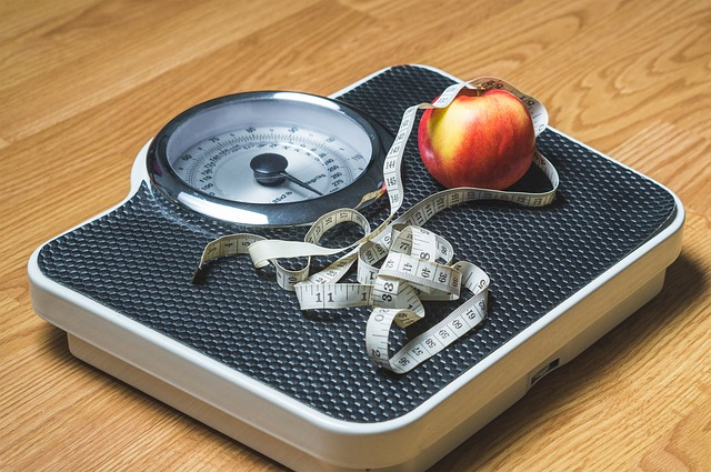 How to normalize weight without strict restrictions in food