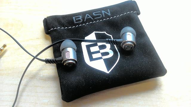 Basn M6 auricolari in-ear - Recensione
