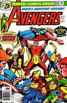 Avengers #148, Squadron Supreme