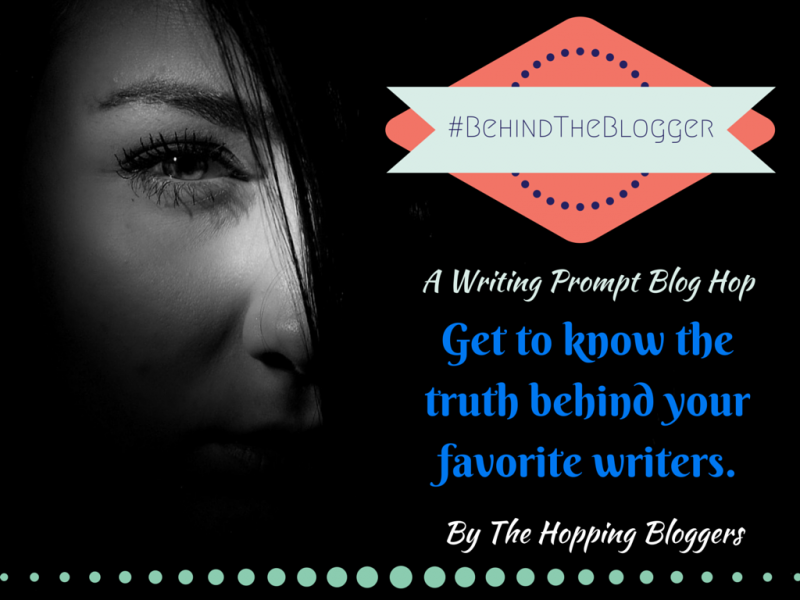 Underneath It All - A #BehindTheBlogger Writing Prompt