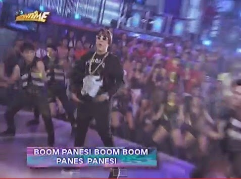 Vice Ganda performs 'Boom Panes' on It's Showtime