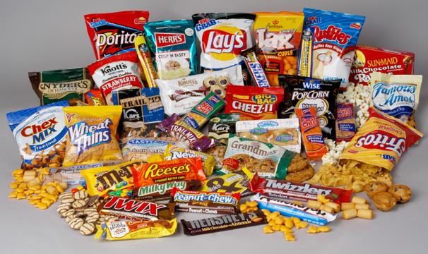 Food Dye Free Snacks