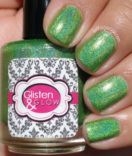 Glisten & Glow Accept, Understand, Love