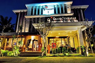 Job Vacancy Grand Jimbaran Boutique Hotel & Spa