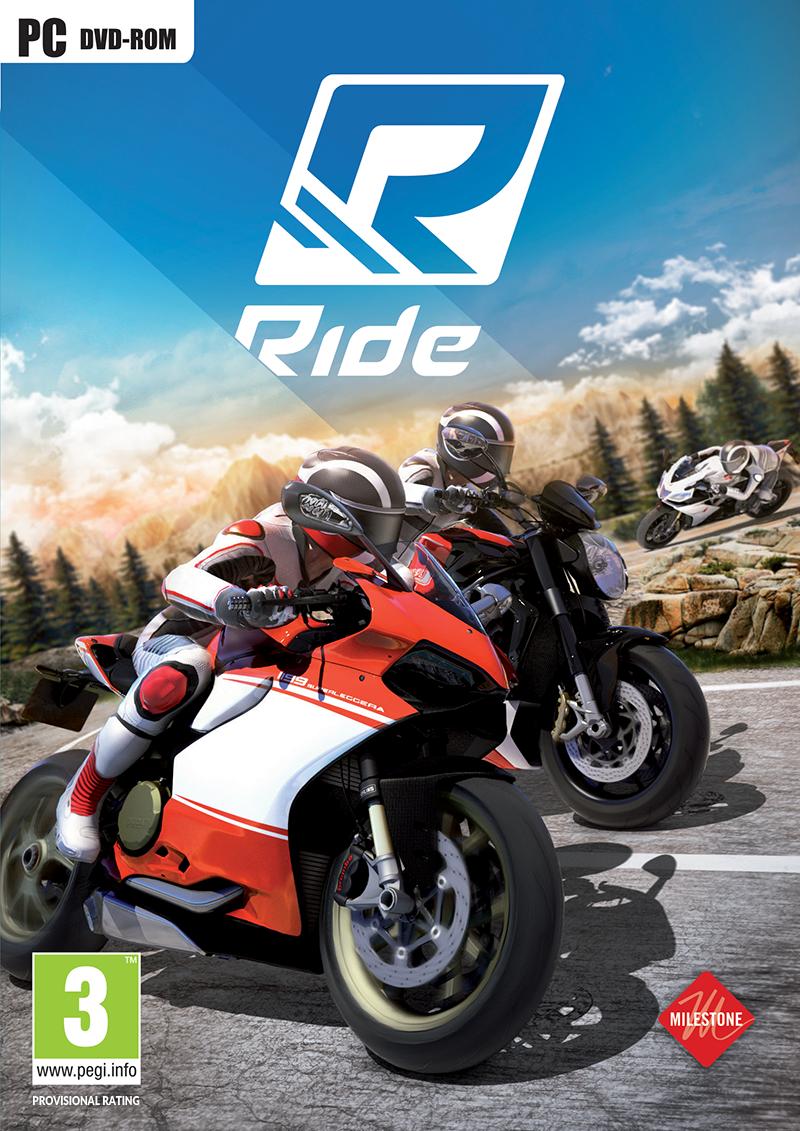 RIDE PC Cover Caratula