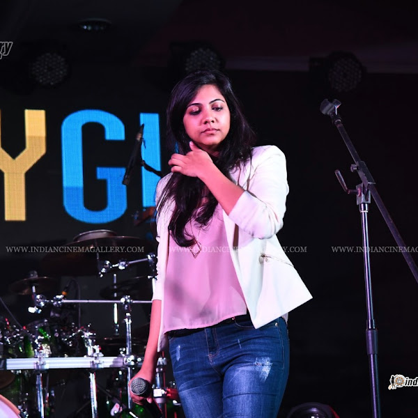Madonna Sebastian latest photos from music event