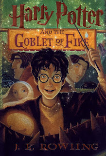 Harry Potter and the Goblet of Fire [kindle] [mobi]