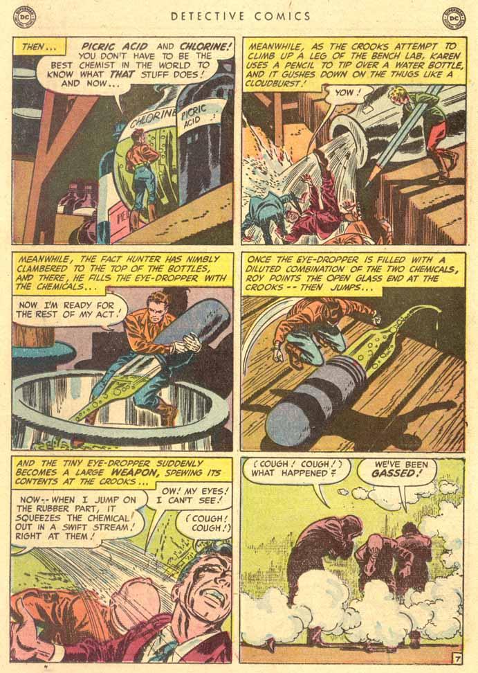 Read online Detective Comics (1937) comic -  Issue #159 - 23