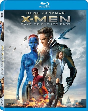 X Men Days of Future Past 2014 Dual Audio Hindi 480p BluRay – 350mb