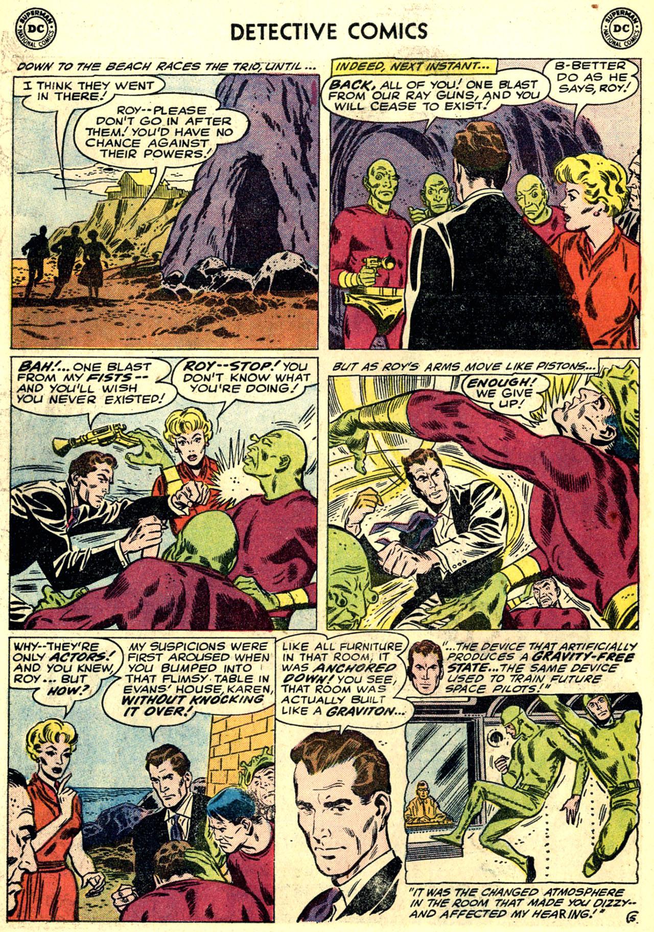 Detective Comics (1937) 273 Page 21