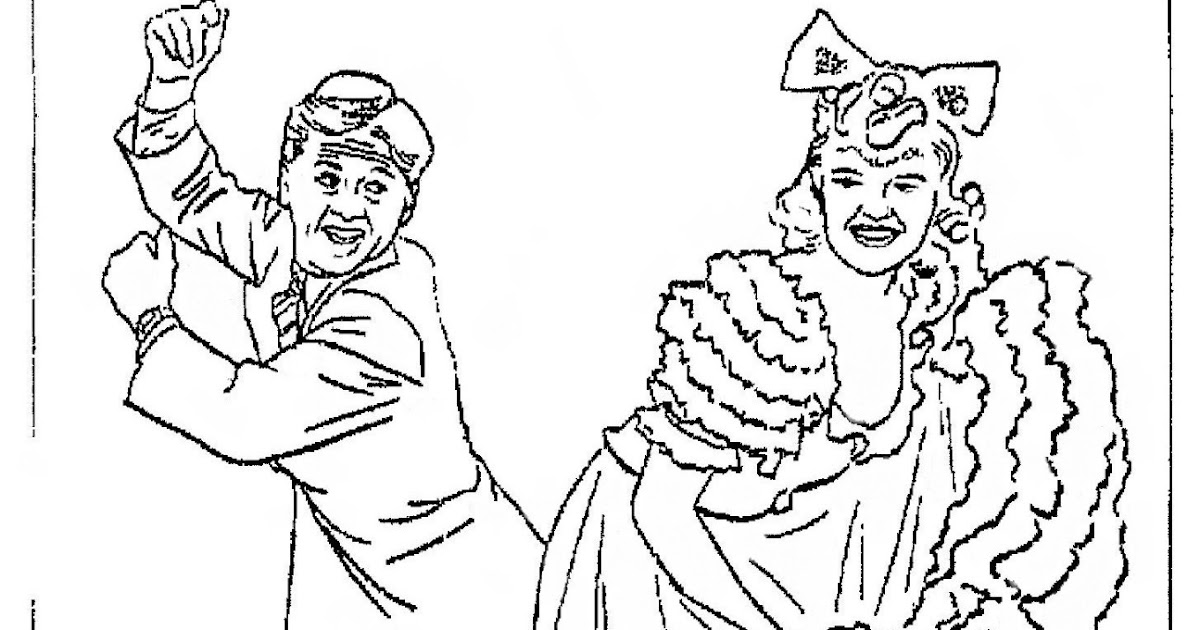 Mostly Paper Dolls Too!: Mickey Rooney and Judy Garland
