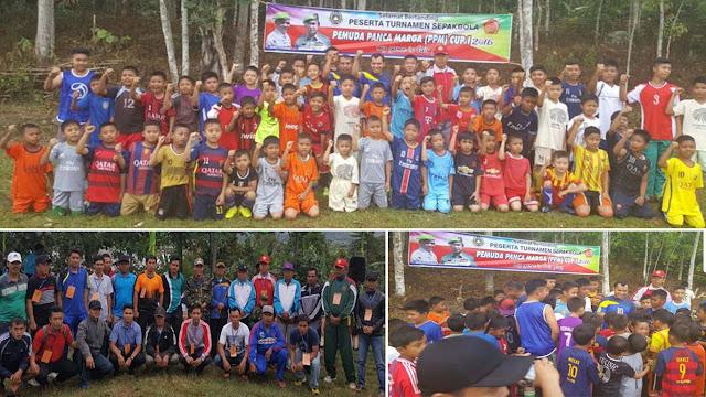 PPM Cup Resmi Dibuka, Zainal Kalahkan Forum Kades