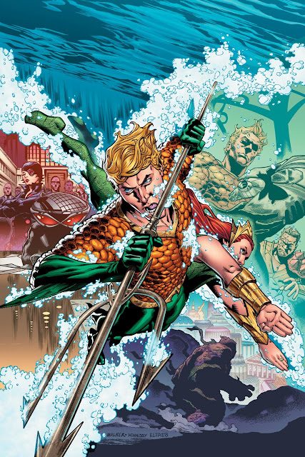 dc comics aquaman and mera