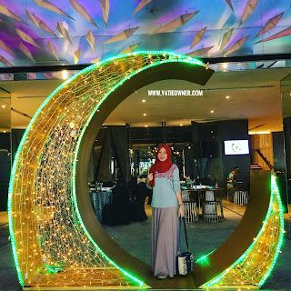 Ramadan Bazaar Sungkai Buffet at Le Meridien Kota Kinabalu