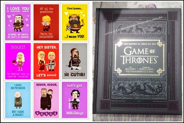 livro guia game of thrones