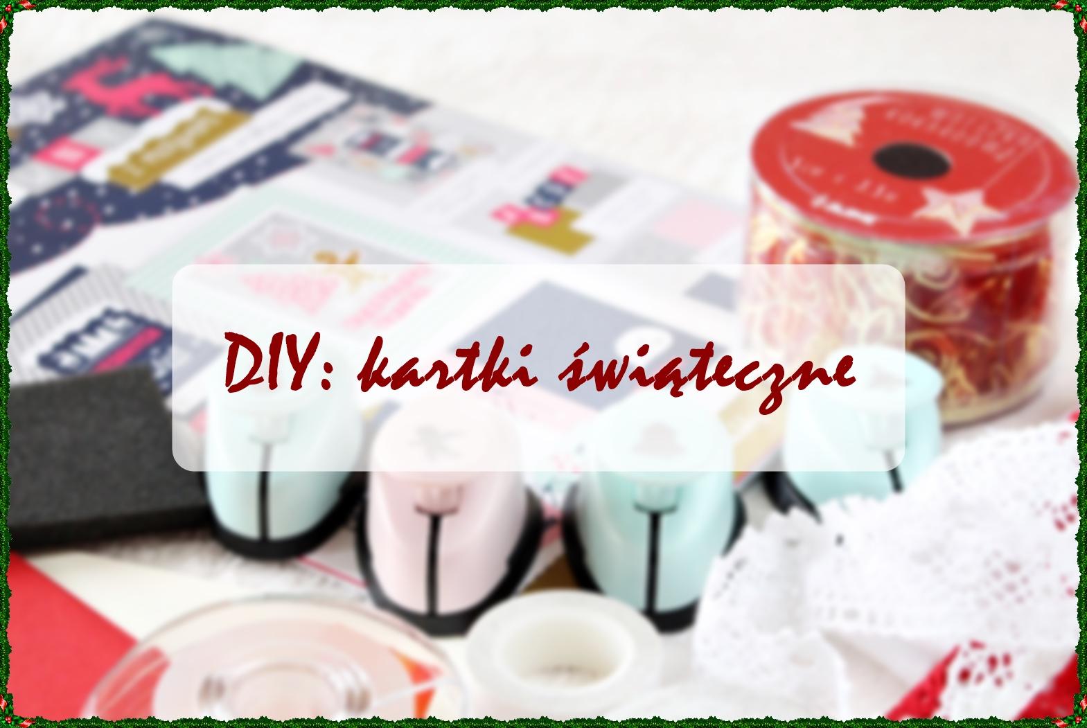 blogmas_kartki_świąteczne_diy