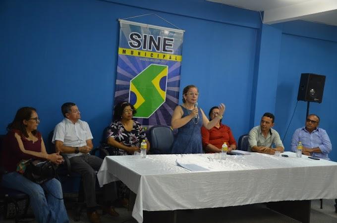 Seduc empossa novos membros do Conselho Municipal de Educação